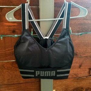 Puma Hidden Pocket Sports Bra XL